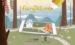FairyTell Me | Innovations numériques en bibliothèques (sections Jeunesse) | Scoop.it