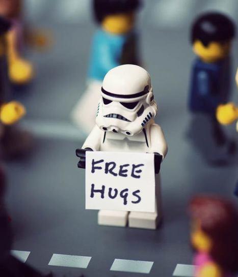 28 photographies de LEGO Star Wars par Mike Stimpson | Du côté décalé de la Force | Scoop.it