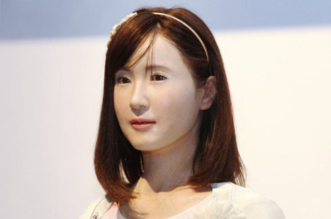 Aiko Chihira (32 ans), le #robot humanoide sous Android de Toshiba | #transhumanism | Cyborgs_Transhumanism | Scoop.it