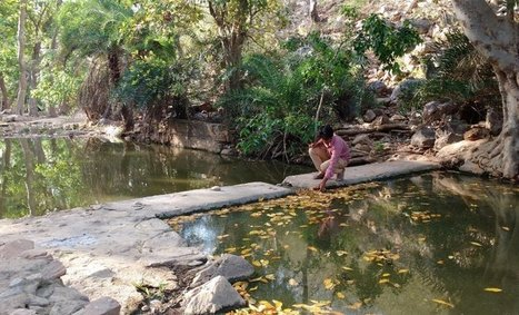A river comes to people | Lorraine's Environmental Change &  Management | Scoop.it