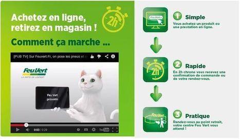Feu Vert peaufine sa politique cross canal - Toute-la-Franchise.com (Communiqué de presse)   Web to Store   Scoop.it