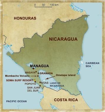 Best surfing in Nicaragua   SURF RESORT NICARAGUA HOTEL   Soma Surf Resort   Scoop.it