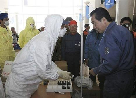 Le Premier ministre japonais paie Fukushima   ouest-france.fr   Japon : séisme, tsunami & conséquences   Scoop.it