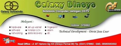 Pusat Service Laptop Area Malang - |- GALAXY DINOYO -| » Computer, Notebook, Networking, CCTV » Technical Development-Divisi Jsa Luar | Teknisi Panggilan Komputer | Scoop.it