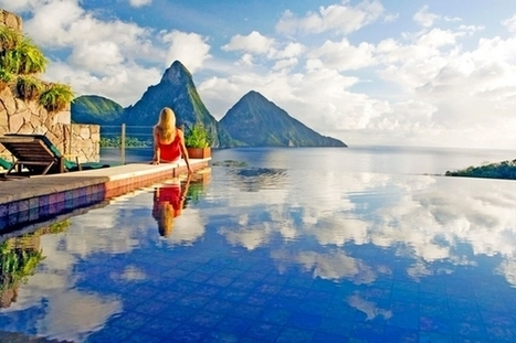 Is St. Lucia the Bora Bora of the Caribbean? | The Helen of the West | Scoop.it