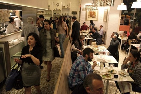 For millennials, food isn't just food. It's community. - Washington Post | Marketing to Millennials - Social Media | Scoop.it