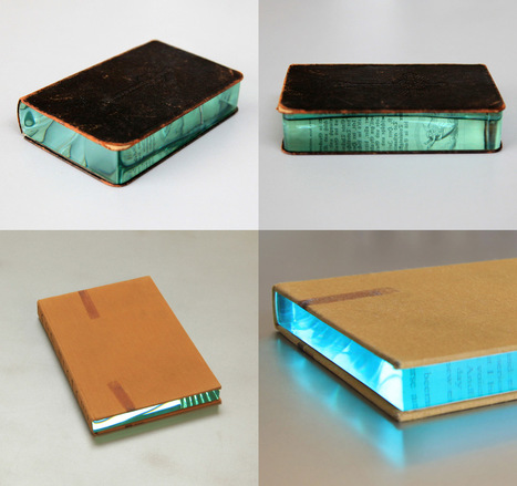 #Books and #Stones Embedded with Sleek #Layers of Laminate #Glass by Ramon Todo. #art #sculpture | Luby Art | Scoop.it