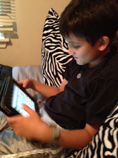 An AAC App and Autism Success Story | Communication and Autism | Scoop.it