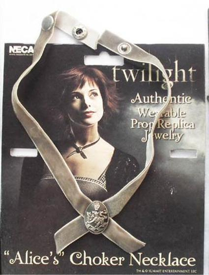 "Movie Memorabilia Fashion Twilight ""Alice's Choker Necklace"" Replica Jewelry ve 