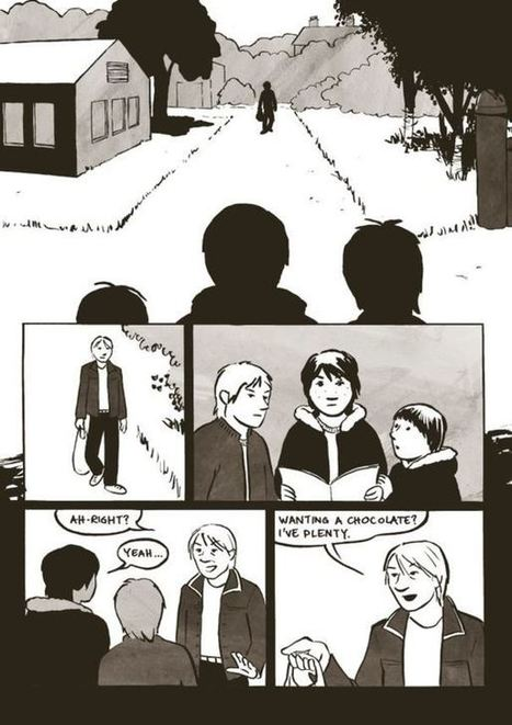 Comic takes a magical tour of Morningside via Kickstarter | Edinburgh Stories | Scoop.it