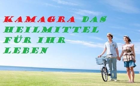 Kamagra das Heilmittel für Ihr Leben   kamagra bestellen deutschland   Scoop.it