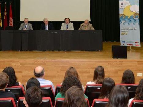 Un curso de la Universidad de Murcia muestra a alumnos de Secundaria el lado más lúdico de las matemáticas | matemáticas | Scoop.it