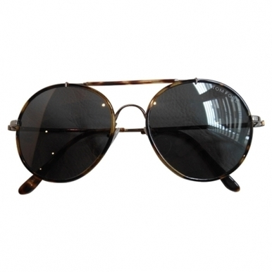 Solar TOM FORD Brown | women sunglasses | Scoop.it