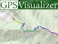 GPS Visualizer | Mi caja de herramientas by Lisandro Cilento | Scoop.it