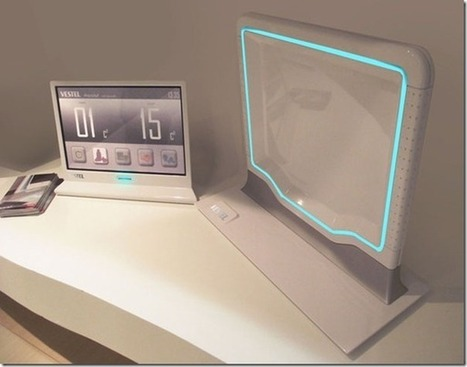 Concept of an intelligent system for the kitchen | The Jazz of Innovation | Scoop.it
