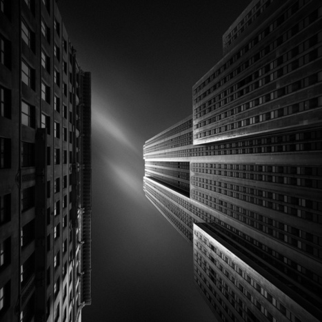 Black and White Architecture Photography by Joel Tjintjelaar | Digital-News on Scoop.it today | Scoop.it