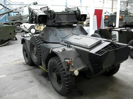 Ferret Mk 2-6 – WalkAround | History Around the Net | Scoop.it