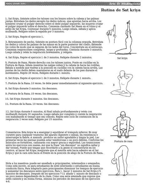 Serie para el primer chacra - Sat Kriya | yoga med | Scoop.it