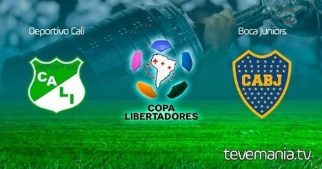 Deportivo Cali vs Boca Jr en Vivo - Copa Libertadores | Television en Vivo - Futbol en Vivo - TV por Internet | Scoop.it