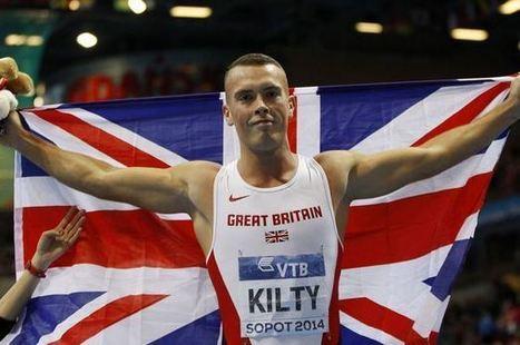 Scots man Richard Kilty is the World Indoor Champion (video) | Public Services | Scoop.it