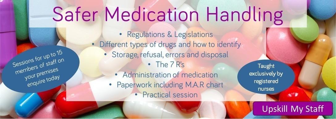 handling medication