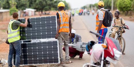 Les villes misent sur lesénergies propres | Acteurs de la transition énergétique | Scoop.it