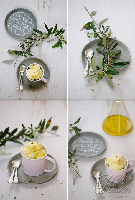 Gelato all'olio extravergine d'oliva | Olio Extravergine Italiano Costa | Scoop.it