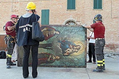 Boom di visite e le opere salvate dalle chiese del terremoto restano ancora in mostra a Nonantola | Documentalista o Content Curator, purchè X.0 | Scoop.it