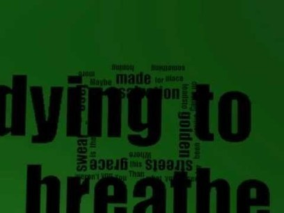 Tim Berry - Dying to Breathe (Official Lyric Video) - YouTube | fitness, health,news&music | Scoop.it
