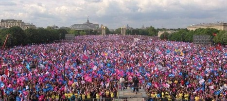 26 May 2013 in Paris : The largest demonstrating events since decades | Is this real!? | Scoop.it