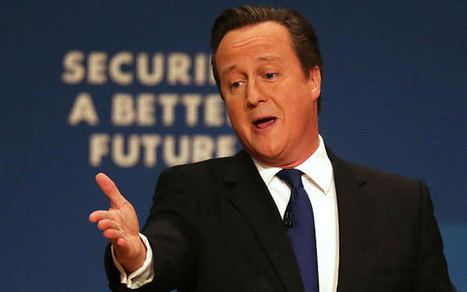 David Cameron: Tax cuts could start before Britain is 'back in black' - Telegraph | ESRC press coverage | Scoop.it