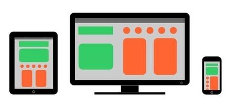 Diseño Web Adaptativo o responsivo | RECURSOS PARA EDUCACIÓN Y BIBLIOTECAS | Scoop.it