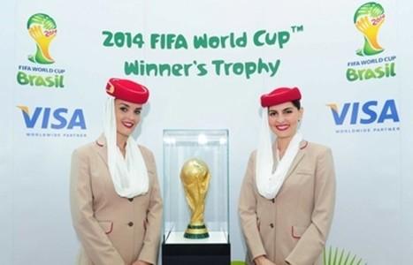 Falta de retorno com patrocínio teria tirado Emirates da Fifa - Máquina do Esporte | BINÓCULO CULTURAL | Monitor de informação para empreendedorismo cultural e criativo| | Scoop.it