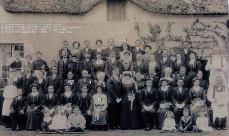 Où a été célébré ce mariage ? Qui sont les mariés ? - www.histoire-genealogie.com | CGMA Généalogie | Scoop.it