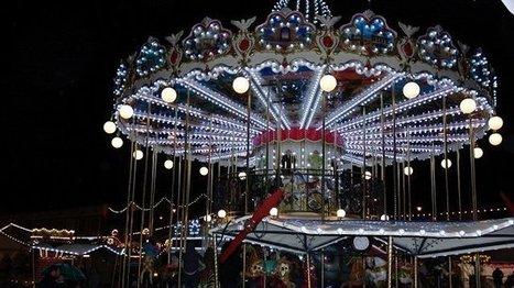 Venez fêter Noël à Vierzon du 5 décembre 2014 au 4 janvier 2015 - Francetv info   Parcs et Jardins à visiter dans le Val de Loire   Scoop.it