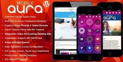 10+ Best Premium Mobile WordPress Themes | News | Scoop.it