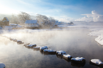 Navigating Change: Walking on Stepping Stones In Dense Fog | Change | Scoop.it