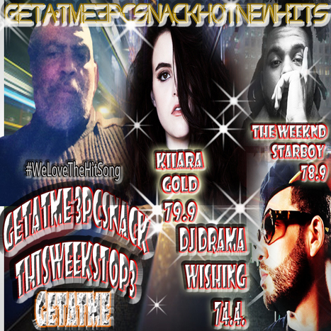 GetAtMe3PcSnack HotNewHits This Weeks Top 3 Kiiara GOLD is #1... #ItsInTheMix | GetAtMe | Scoop.it
