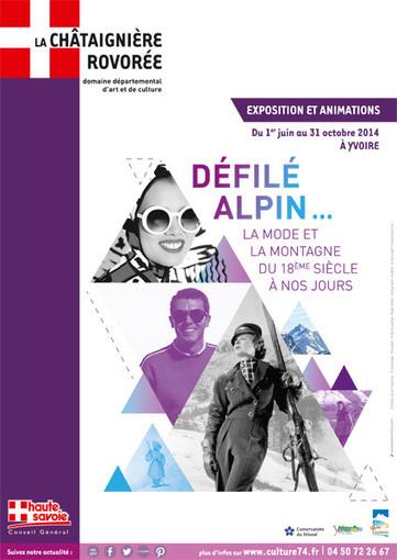 Défilé alpin… La mode et la montagne du 18ème siècle à nos jours | bib et docs | Scoop.it