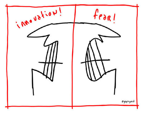 The sad truth about how innovation dies in large organizations | Game-Changer | Journalism | Scoop.it