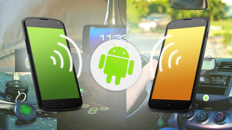 Six Sweet Things You Can Automate With NFC and Your Android Phone | Tech-Articles-blogs | Scoop.it