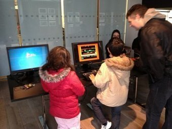 Old and New at Sci-Fi London 2012 | DesignSpark | Raspberry Pi | Scoop.it