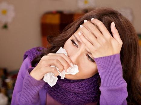 Flu Prevention: 3 Tips for Keeping Your Employees Healthy | Business 2 Community | CALS in the News | Scoop.it