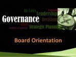 Board Development Committee and Orientation | Emily Davis and Associates Consulting | Board of Directors | Scoop.it