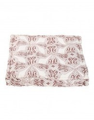 Leaves Hand Block Printed Off White Cotton Canvas Floor Cushion | Fashion & Accessories | Scoop.it