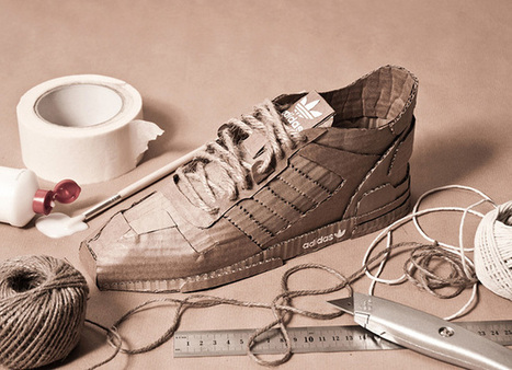 Adidas Originals Handcrafted by Chris Anderson   Nike vous présente : Nike WMNS Air Max 1 Liquid Gold   Scoop.it