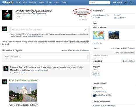 MONOGRÁFICO: Redes Sociales - Recursos didácticos   Observatorio Tecnológico   tecnología educativa   Scoop.it