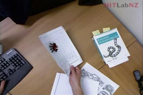 Virtual Reality Spiders Crawl Toward Phobia Treatment | Innovationnewsdaily.com | shubush augment | Scoop.it