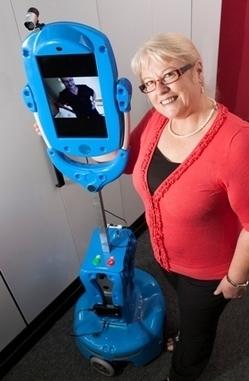 Nuevo Robot para el cuidado de ancianos | Farmacia Social Media | Scoop.it