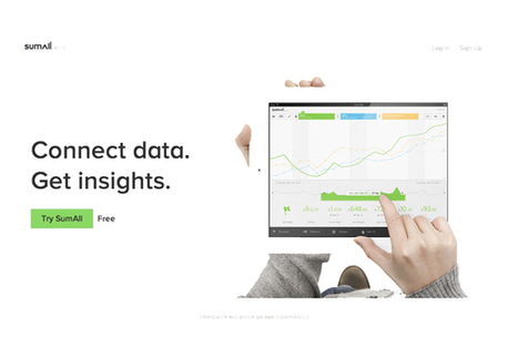 Big data startup SumAll provides business intelligence for SME's | roundtowertech | Scoop.it